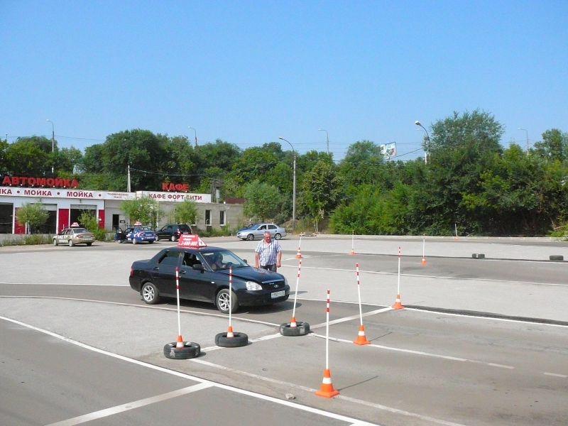 Автодромы для обучения вождению