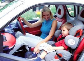 Детские автомобильные кресла, как выбрать детское автокресло?